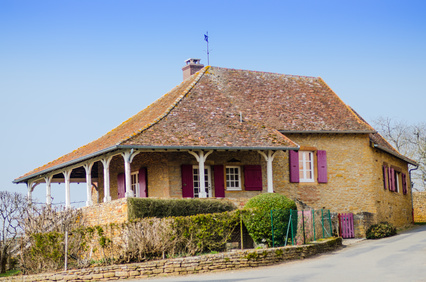 House near Taizé